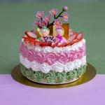 フランセスファームオリジナルケーキ